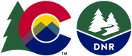 CO Department of Natural Resources Logo